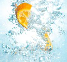Water en food
