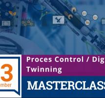 Masterclass Procescontrol Digital Twinning